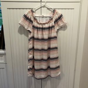 beachlunchlounge Off the Shoulder Dress